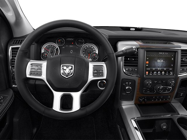 2014 Ram Truck 2500 Prices and Values Crew Power Wagon Tradesman 4WD driver's dashboard