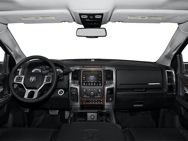 2014 Ram Truck 2500 Prices and Values Crew Power Wagon Tradesman 4WD full dashboard