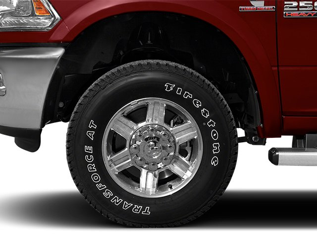 2014 Ram Truck 2500 Prices and Values Crew Cab Tradesman 4WD wheel