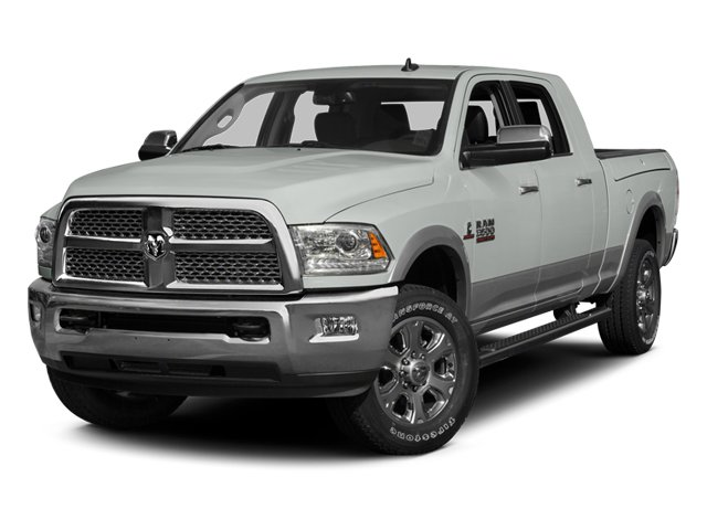 2014 Ram Truck 3500 Prices and Values Mega Cab Laramie 2WD side front view