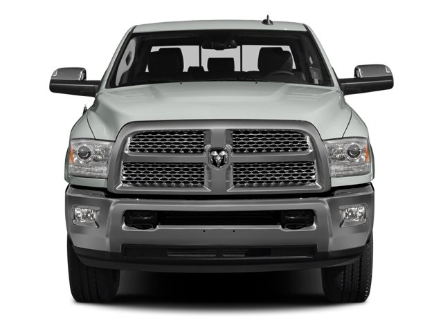 2014 Ram Truck 3500 Prices and Values Mega Cab Laramie 2WD front view