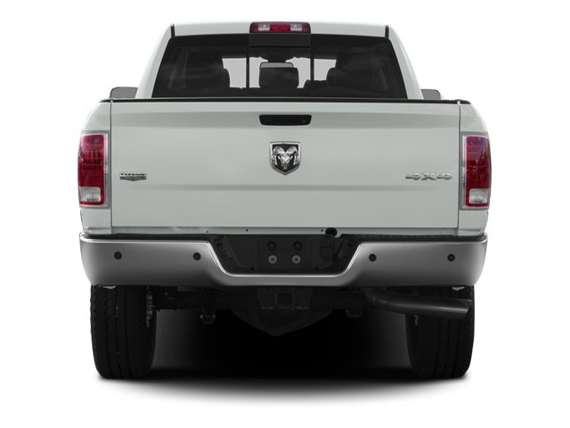 2014 Ram Truck 3500 Prices and Values Mega Cab Laramie 2WD rear view