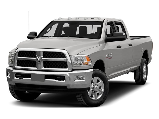 2014 Ram Truck 3500 Pictures 3500 Crew Cab Longhorn 4WD photos side front view