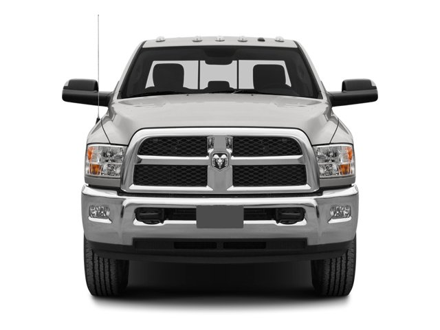 2014 Ram Truck 3500 Prices and Values Crew Cab Longhorn 4WD front view