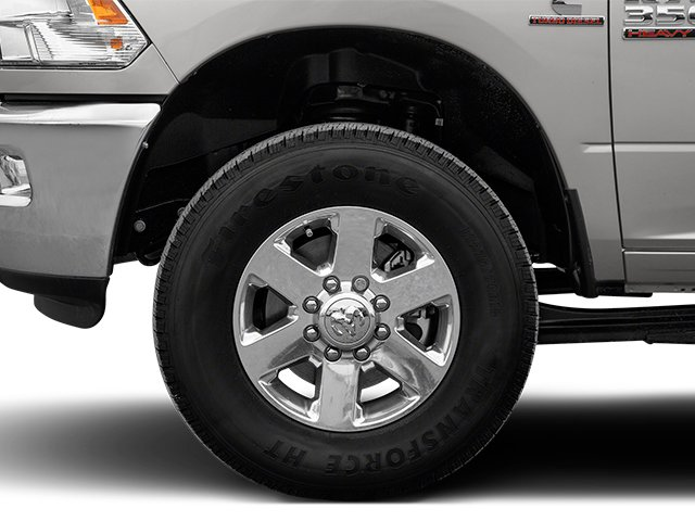 2014 Ram Truck 3500 Pictures 3500 Crew Cab Longhorn 4WD photos wheel