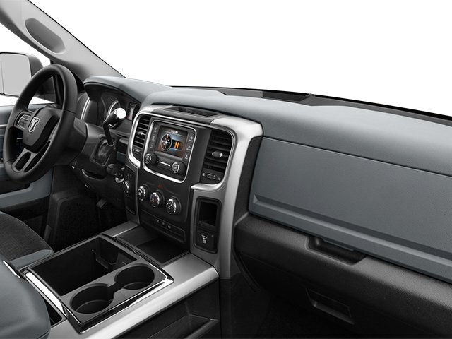 2014 Ram Truck 3500 Prices and Values Crew Cab Tradesman 4WD passenger's dashboard