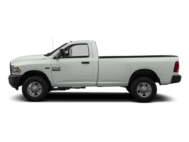 2014 Ram 3500 Pictures 3500 Regular Cab SLT 4WD photos side view