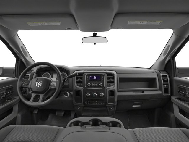 2014 Ram Truck 3500 Prices and Values Regular Cab Tradesman 4WD full dashboard