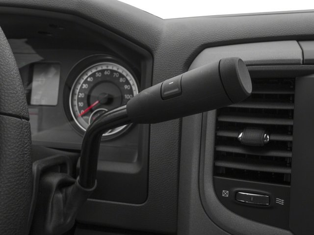 2014 Ram Truck 3500 Prices and Values Regular Cab Tradesman 4WD center console