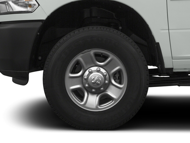 2014 Ram Truck 3500 Prices and Values Regular Cab Tradesman 4WD wheel