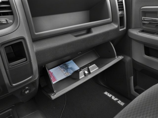2014 Ram Truck 3500 Prices and Values Regular Cab Tradesman 4WD glove box