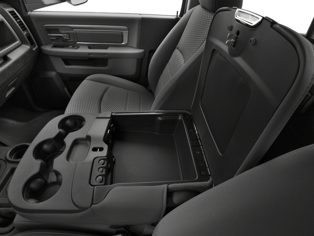 2014 Ram Truck 3500 Prices and Values Regular Cab Tradesman 4WD center storage console