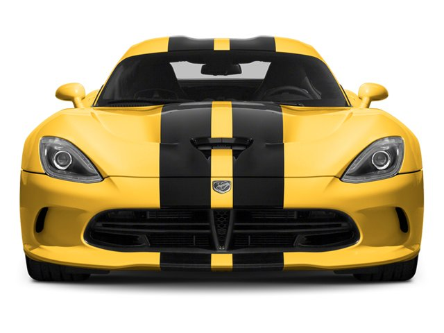 2014 Dodge SRT Viper Pictures SRT Viper 2 Door Coupe photos front view