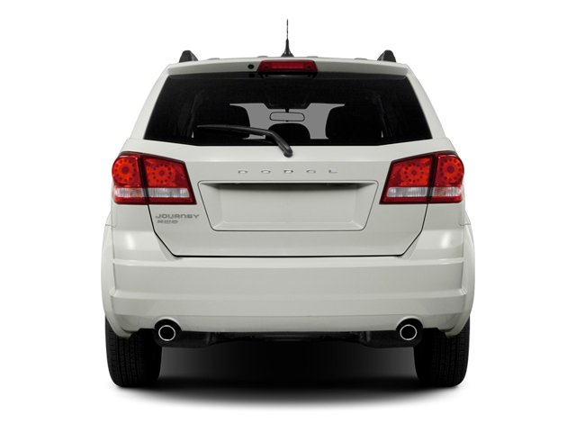2014 Dodge Journey Prices and Values Utility 4D SXT AWD rear view