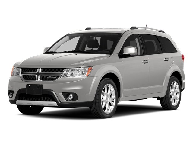 2014 Dodge Journey Prices and Values Utility 4D R/T 2WD