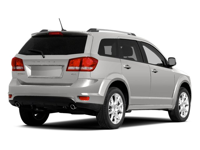 2014 Dodge Journey Prices and Values Utility 4D R/T 2WD side rear view