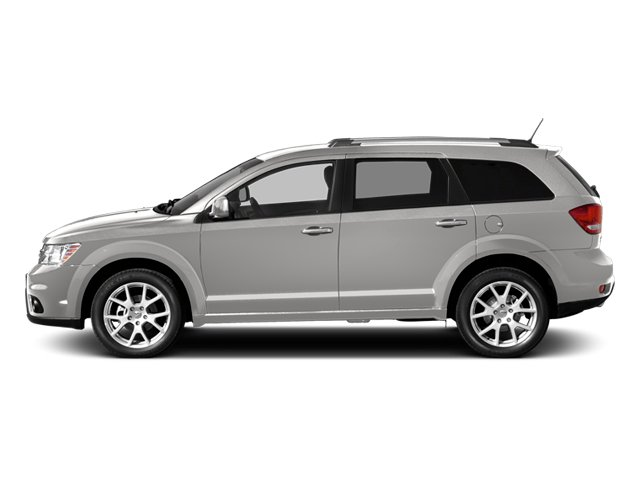 2014 Dodge Journey Prices and Values Utility 4D R/T 2WD side view
