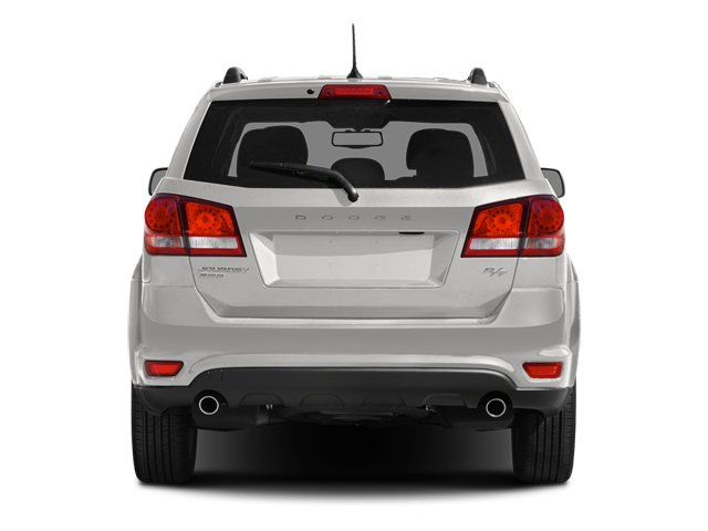2014 Dodge Journey Prices and Values Utility 4D R/T 2WD rear view