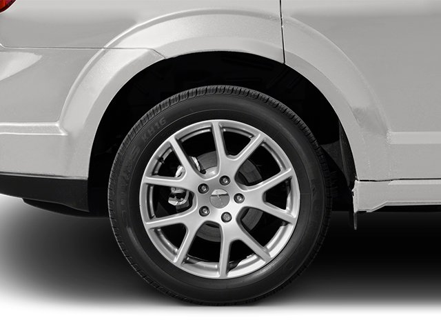 2014 Dodge Journey Prices and Values Utility 4D R/T 2WD wheel