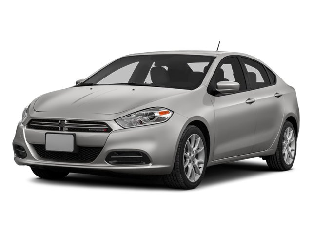 2014 Dodge Dart Prices and Values Sedan 4D SE I4 side front view