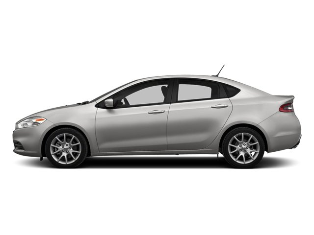 2014 Dodge Dart Prices and Values Sedan 4D SE I4 side view