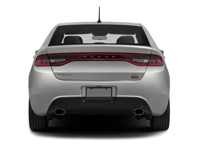 2014 Dodge Dart Prices and Values Sedan 4D SE I4 rear view