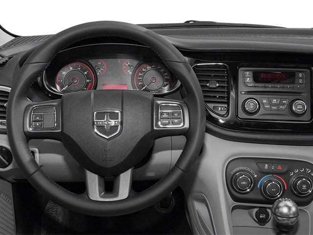 2014 Dodge Dart Prices and Values Sedan 4D SE I4 driver's dashboard