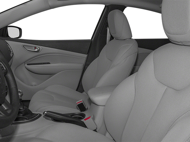 2014 Dodge Dart Prices and Values Sedan 4D GT I4 front seat interior
