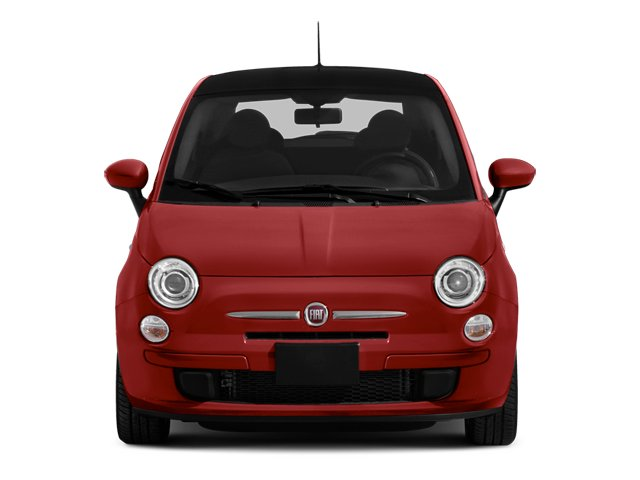 2014 FIAT 500 Prices and Values Hatchback 3D Sport I4 front view