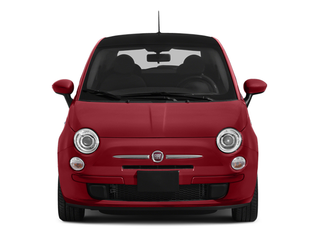 2014 FIAT 500 Pictures 500 Hatchback 3D Sport I4 photos front view