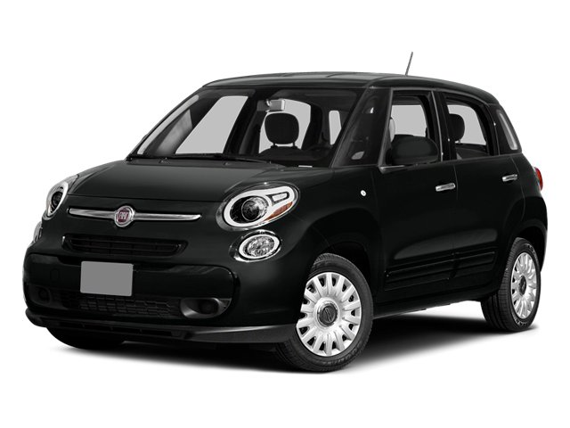 2014 FIAT 500L Prices and Values Hatchback 5D L Lounge I4 Turbo side front view