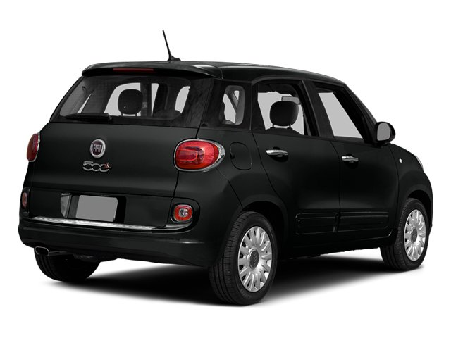 2014 FIAT 500L Prices and Values Hatchback 5D L Lounge I4 Turbo side rear view