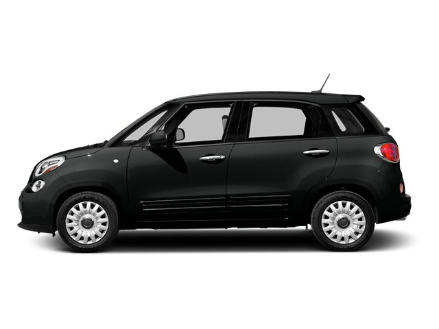2014 FIAT 500L Prices and Values Hatchback 5D L Lounge I4 Turbo side view