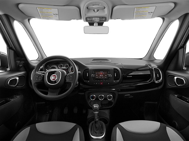 2014 FIAT 500L Prices and Values Hatchback 5D L Lounge I4 Turbo full dashboard