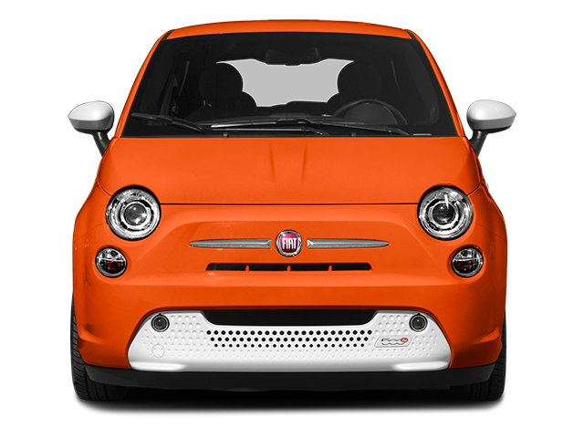 2014 FIAT 500e Prices and Values Hatchback 3D 500e Electric front view