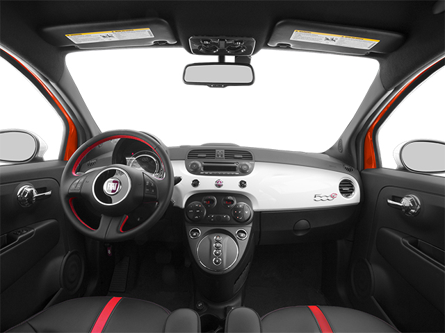 2014 FIAT 500e Pictures 500e Hatchback 3D 500e Electric photos full dashboard