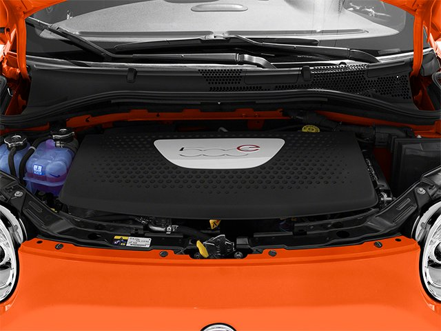 2014 FIAT 500e Prices and Values Hatchback 3D 500e Electric engine
