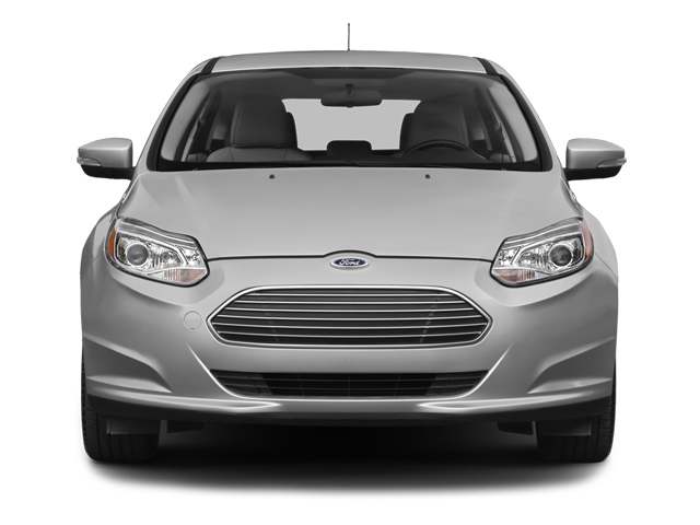 2014 Ford Focus Electric Prices and Values Hatchback 5D Electric front view