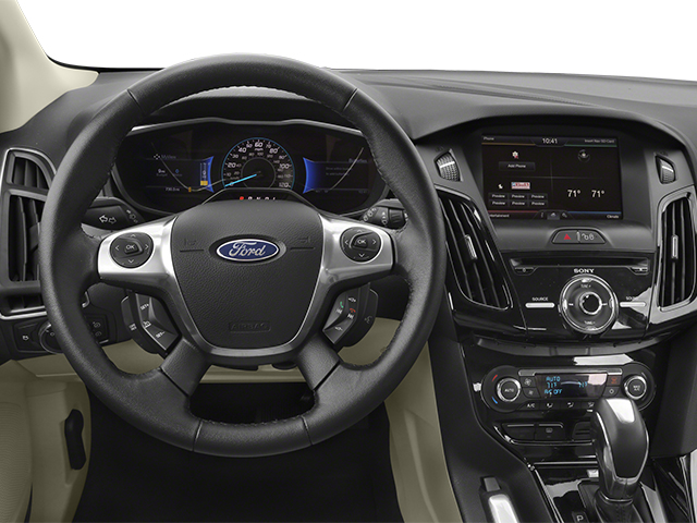 Ford Focus Hybrid/Electric 2014 Hatchback 5D Electric - Фото 4