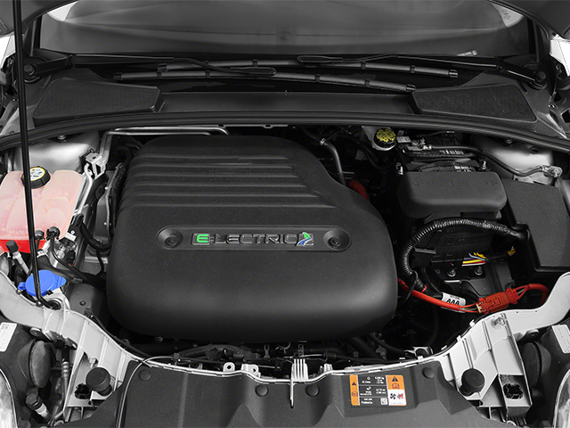 2014 Ford Focus Electric Prices and Values Hatchback 5D Electric engine