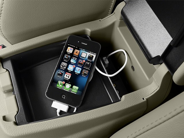 2014 Ford Focus Electric Prices and Values Hatchback 5D Electric iPhone Interface