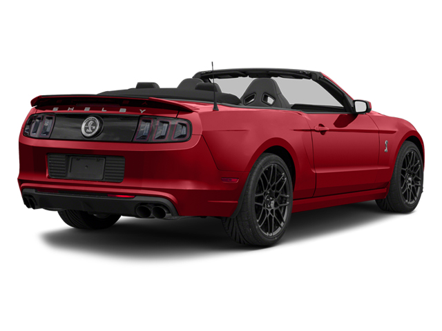 Ford Mustang Convertible 2014 Convertible 2D Shelby GT500 V8 - Фото 2