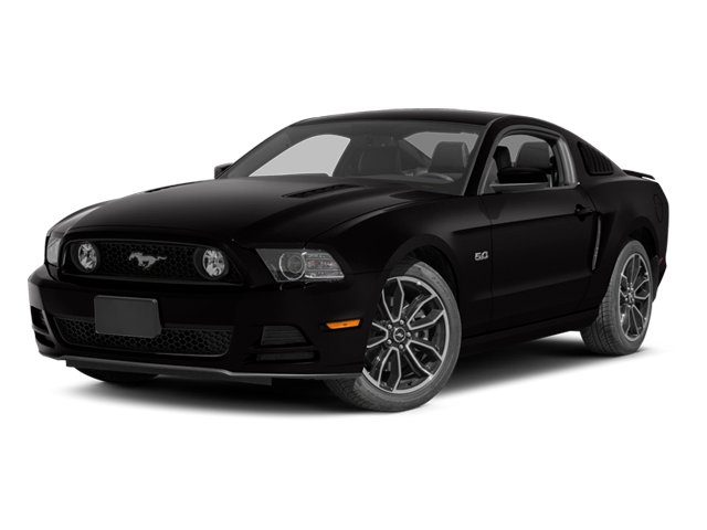 Ford Mustang Coupe 2014 Coupe 2D GT V8 - Фото 1