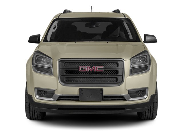 2014 GMC Acadia Pictures Acadia Wagon 4D SLE 2WD photos front view