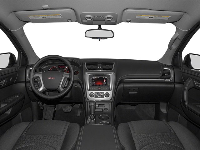 2014 GMC Acadia Pictures Acadia Wagon 4D SLE 2WD photos full dashboard