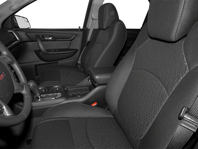 2014 GMC Acadia Prices and Values Utility 4D SLE2 AWD front seat interior
