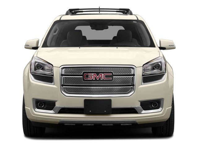 2014 GMC Acadia Prices and Values Wagon 4D Denali 2WD front view