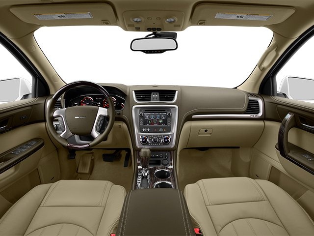 2014 GMC Acadia Prices and Values Wagon 4D Denali 2WD full dashboard