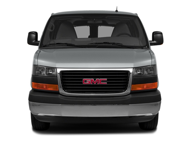 2014 GMC Savana Passenger Prices and Values Savana LS 135  front view