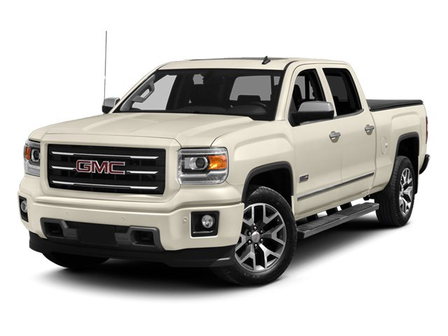 2014 GMC Sierra 1500 Pictures Sierra 1500 Crew Cab 2WD photos side front view